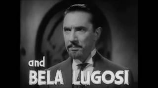 The Invisible Ray (1936 theatrical trailer)
