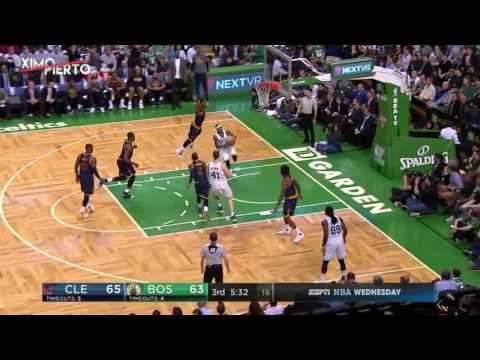 Cleveland Cavaliers vs Boston Celtics   Full Game Highlights   March 1, 2017   2016 17 NBA Season