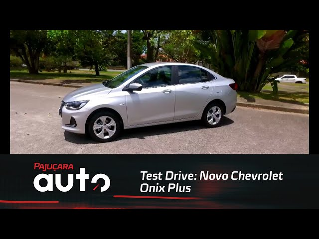 Test Drive: Novo Chevrolet Onix Plus