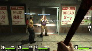 Gambar cover Zombie Survival Night Part 1 (L4D2 Co-op)