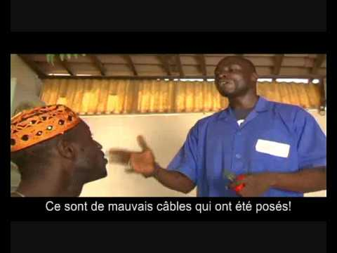 Counterfeit cable products in Africa - part 1