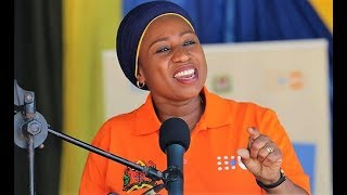 TBC1: Waziri Ummy Awawakia Viongozi Hospitali ya Morogoro!