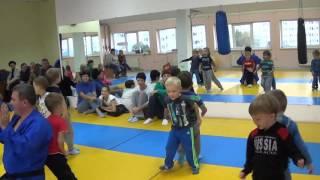 Первый открытый урок по дзюдо - 5. КОВСБИ * Хаттацу * ( ул. Героев Сталинграда, 33 - б )