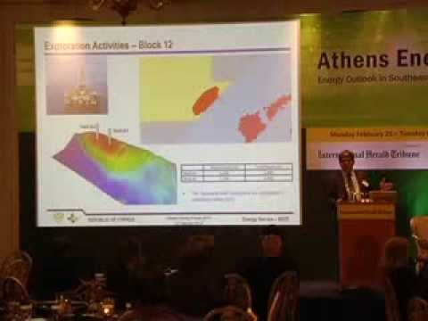Upstream Oil & Gas in the Caspian and South East Mediterranean - Athens Energy Forum