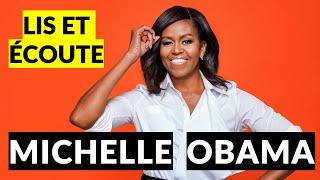 Comment bien comprendre l'anglais américain avec Michelle Obama ? sous-titré