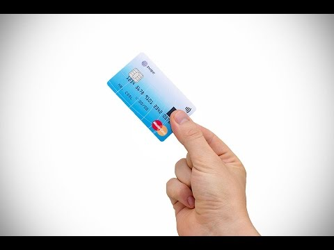 MasterCard Biometric Contactless Payment Card   Final