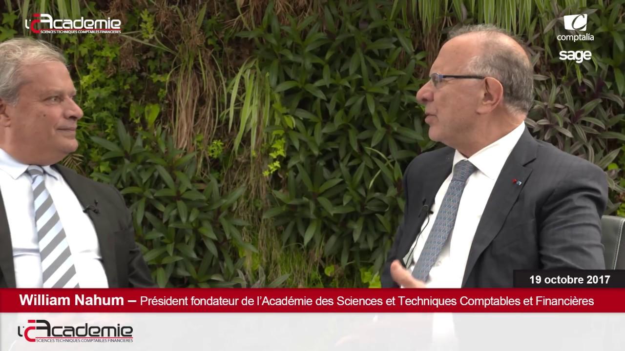 Les Entretiens de l'Académie : Alain Pons