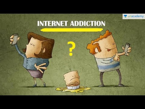 Internet Addiction - Are you addicted to smart devices?