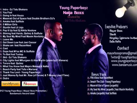 Maserati Out of Space -Young Paperboyz ft Double Brothers DJ's