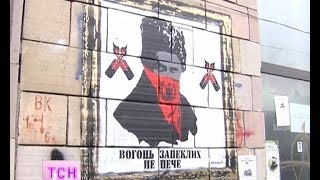 Легендарних українських поетів зобразили сучасними протестувальниками