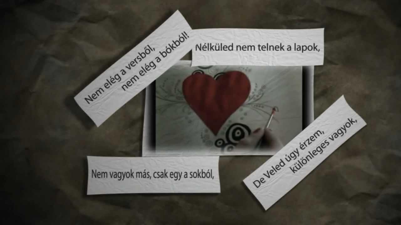 Children of Distance - Nélküled nem (feat. Puskás Peti) [Official Lyrics Video] #1