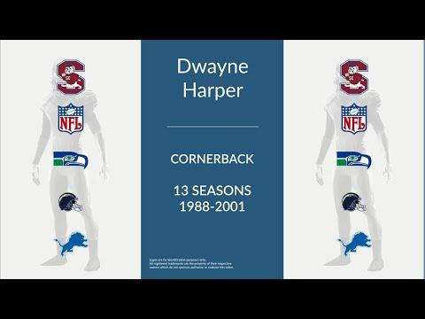 Dwayne Harper: Football Cornerback