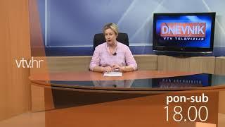 VTV Dnevnik najava 19. kolovoza 2019.