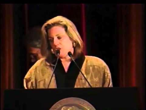 Holly Fine & Paul Fine - In the Killing Fields of America - 1995 Peabody Award Acceptance Speech