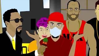 Kevdon - Corona (Official Animated Video)