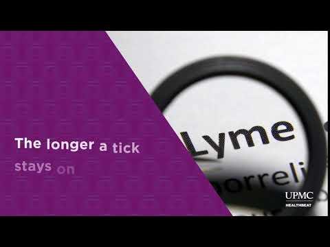 Lyme Disease 101: Preventing Lyme | UPMC HealthBeat - YouTube
