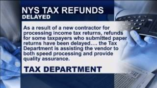 Getting Answers: Delayed Tax Refunds