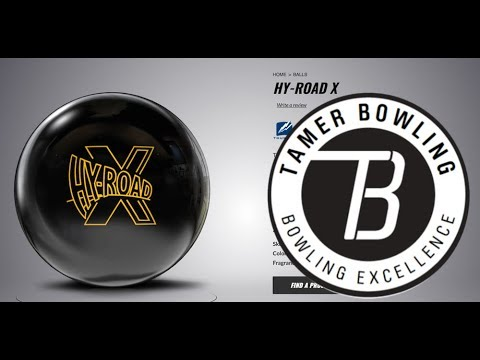 Storm HyRoad X Review (3 testers-2 patterns) by TamerBowling.com