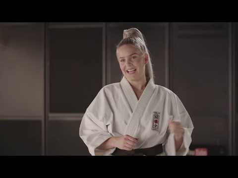 Karate with Anne-Marie [Episode 4]
