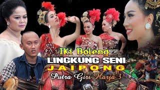 Mojang Geulis Lingkung Seni Jaipong Putra Giri Harja 3 Bandung Iki Boleng