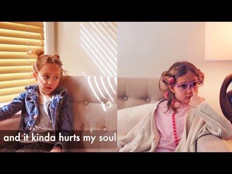Charlenes World  Feeling Down, Grandma Helps