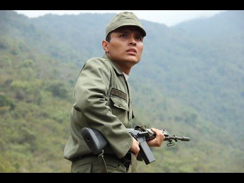 Detrás Cámara del film EL DESERTOR, de Raúl Chamorro.