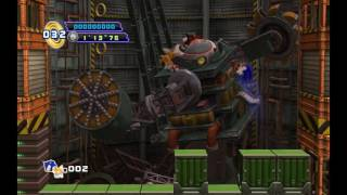 game buds playing sonic 4 2 part 6