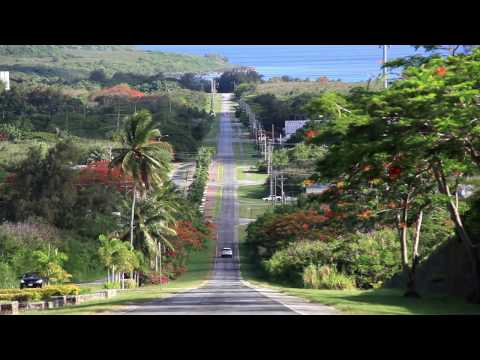 [Best Tinian] South Pacific Romantic Island Drive!