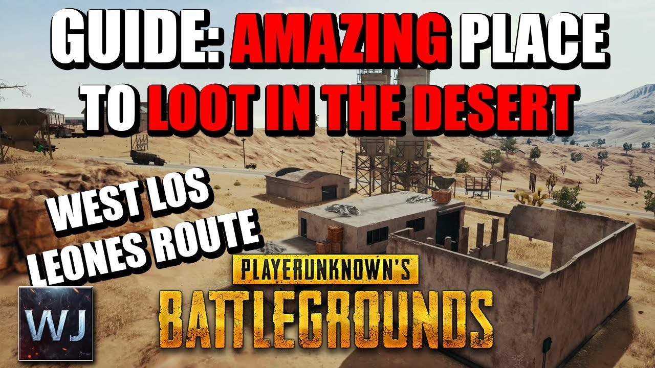 where is los leones in pubg
