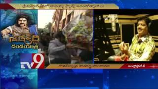 I dedicate GPSK to Telugus - Director Krish - TV9