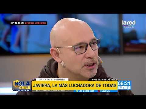"""""""Me Las Lloré Toda"""": Salfate Recuerda Su Vínculo Con Javiera Suárez"""