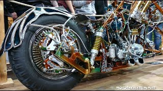 Mainhattan Extrem Bike - Radical Chopper / Mainhattan Choppers thumbnail