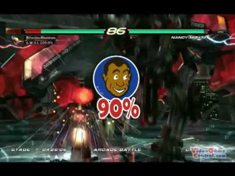 Tekken 6 Playstation 3 Xbox 360 Gameplay Review Videogamecentral Youtube