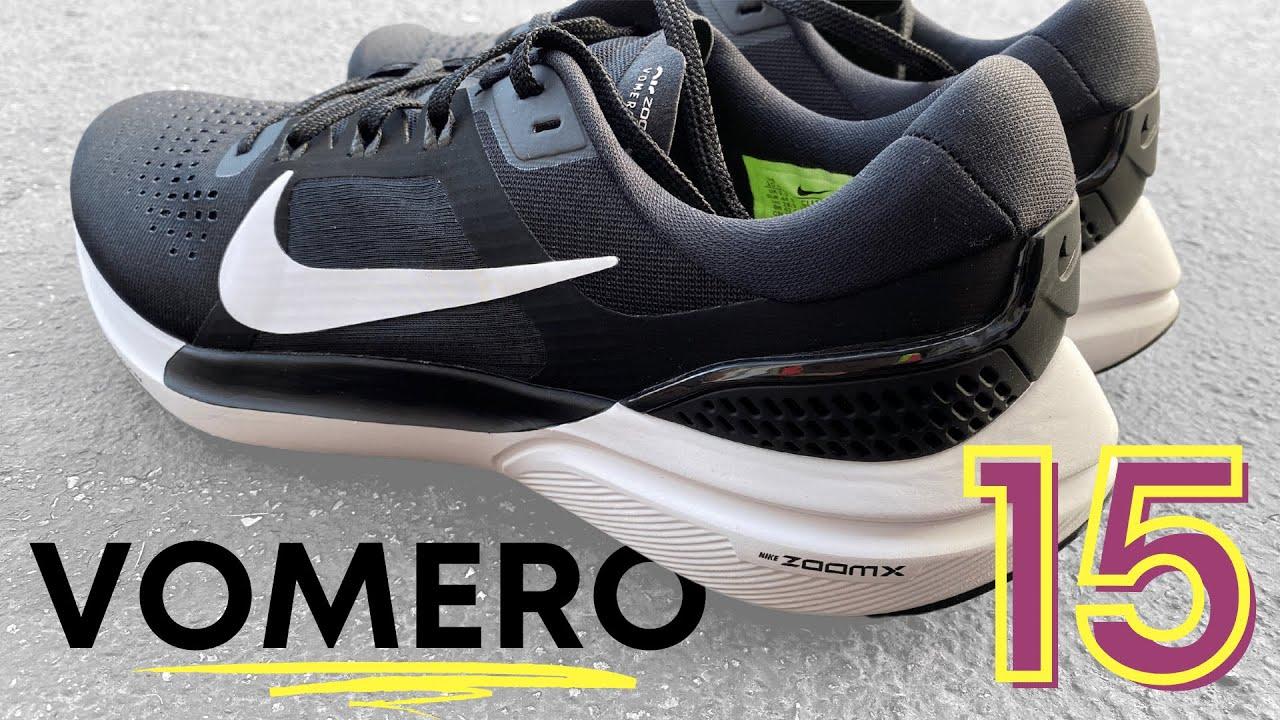 Nike Air Zoom Vomero 15 Review | Nike Vomero 15