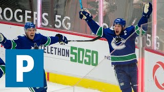 Travis Green on Canucks 3-2 (OT) win over Maple Leafs | The Province