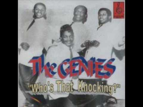 the genies - who's that knocking