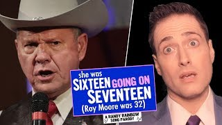 She Was SIXTEEN GOING ON SEVENTEEN (Roy Moore Was 32) - A Ra...