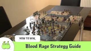 Blood Rage Strategy Guide