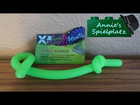Xtreme Fun Sports Power Schnur 9 X Glow In The Dark Powerschnur Gummiband Sonstige Basteln & Kreativität