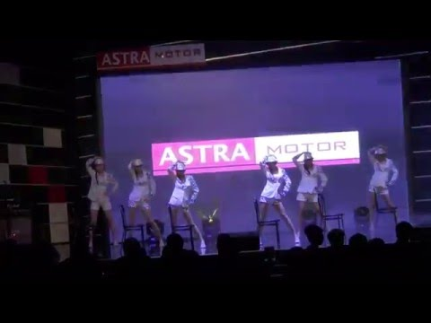 Performance at Astra Motor - Mulia Hotel