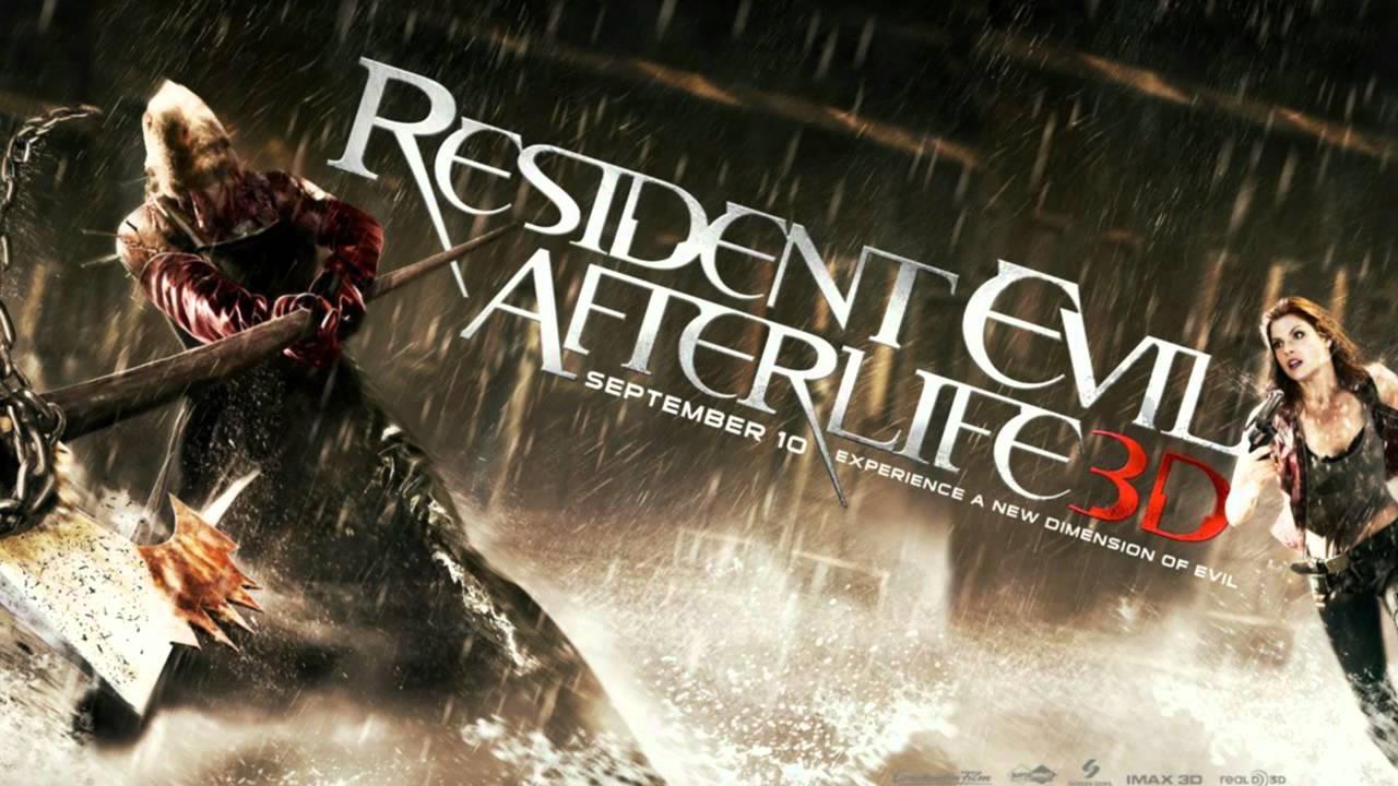 Resident Evil Afterlife Soundtrack Axeman Lyonhart Remix