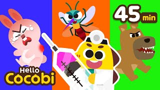 ????Animal Doctor | Bug&Animal Songs for Kids | Hello Cocobi