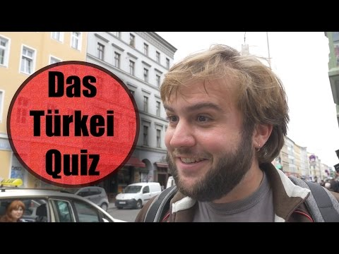 Wie gut kennen die Deutschen die Türken?