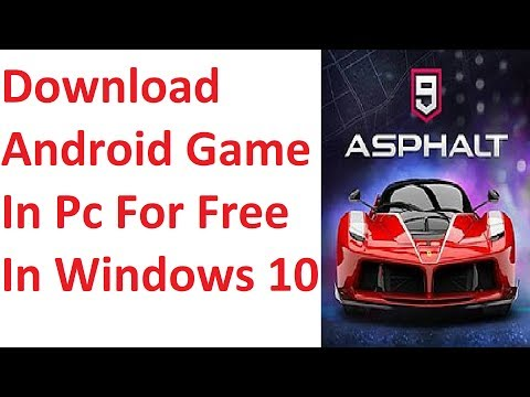 How To Play Android Games On Pc Without Emulator