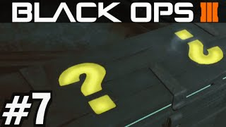 """Black Ops 3 """"Zombies Campaign"""" Walkthrough Mission 7 Nightmares In Darkness"""