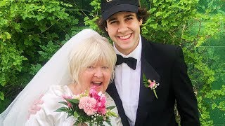 David Dobrik Married Jason Nashs Mom In Ultimate Prank
