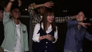 生日歌For Esther +  喜歡你 -- Sunny & CK -- 西九海濱長廊 181117N