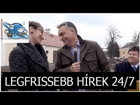 Orbán azzal dicsérte meg a Fidesz képviselőjelölt-asszonyát, hogy az egyik legférfiasabb parlamenti