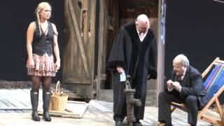 """Schauspielbühnen in Stuttgart """"Der zerbrochne Krug"""""""