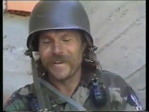 Vodice,Šibenik 1991/1992 -  film Šime Strikomana